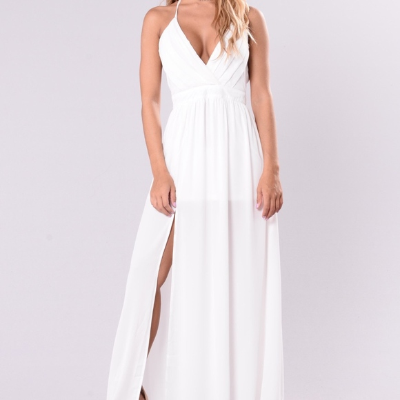 Nwt Out In Miami Maxi Dress